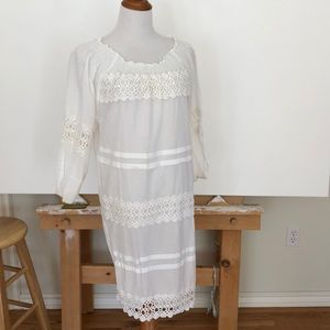 Isabel Marant Etoile White Dress